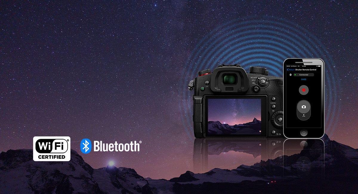 Panasonic Lumix DC-GH5s Mirrorless Camera Body