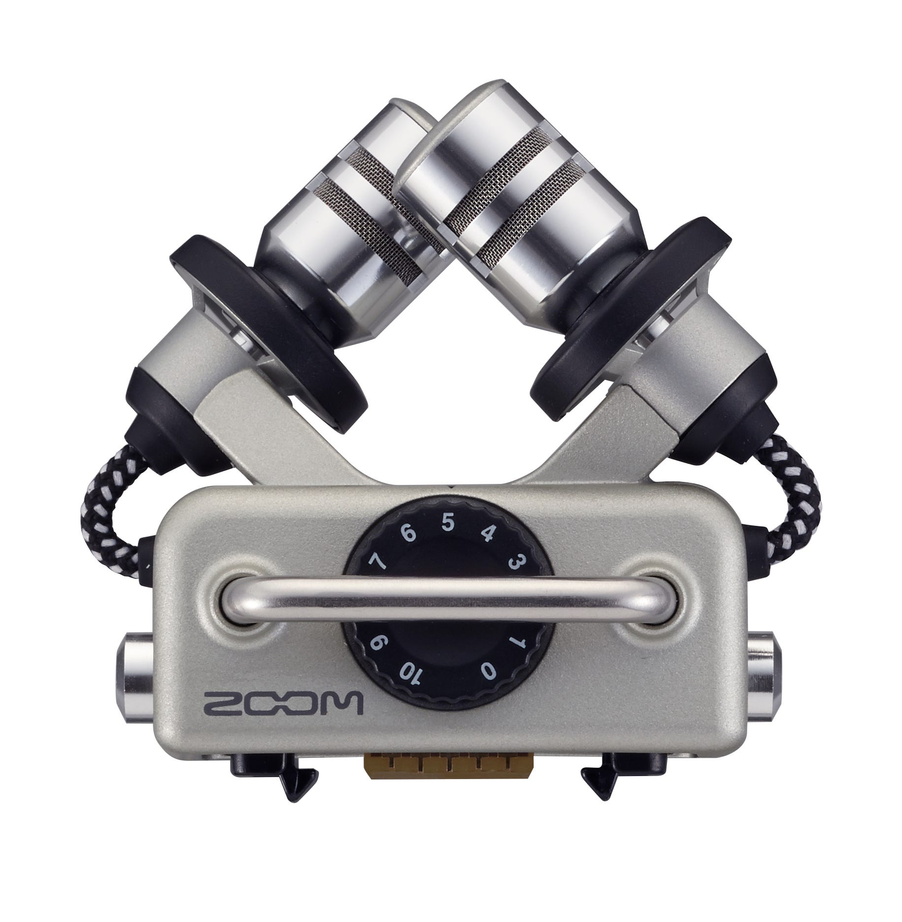 Zoom ZH5 Recorder with Interchangeable Microphone System