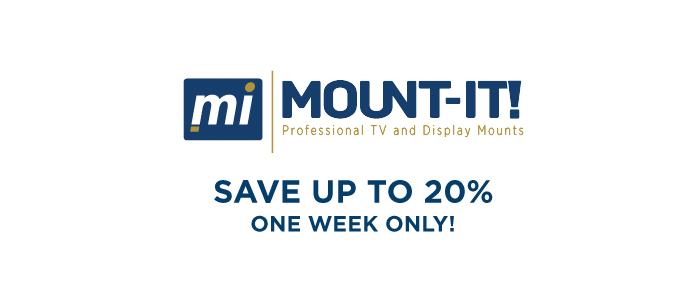 Mount It One Week Only Sale Adorama