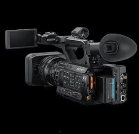 Dual SxS media slots