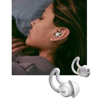 Bose Noise Masking In Ear Wireless Sleepbuds White 785593
