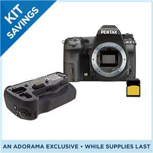 Pentax K-3 Battery Grip