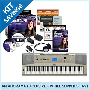 Yamaha ypg235 76 key keyboard with survival kit d2 ypg235 kit for Yamaha ypg 235 manual