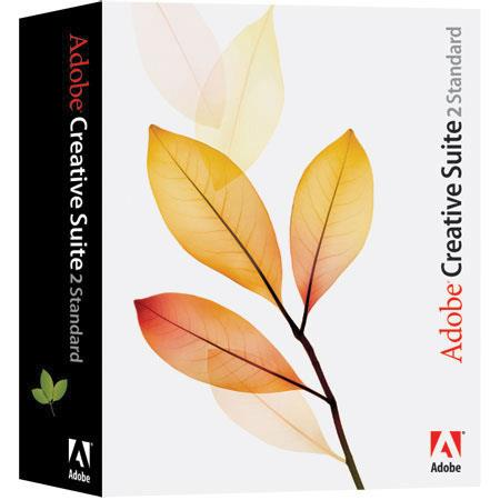 Adobe Creative Suites Standard CS2 Full Version Software for Windows image