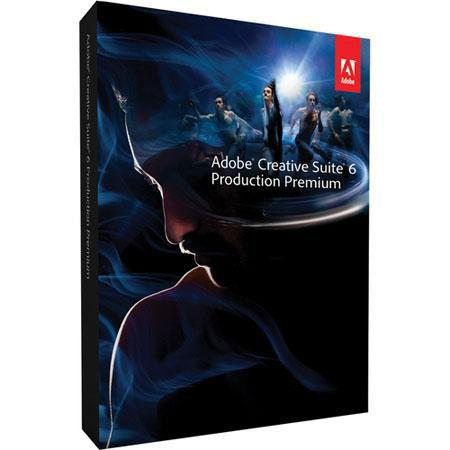 Adobe Student Edition Production Premium CS6 Macintosh --- IMPORTANT NOTICE: This Student Edition is Absolutely Not Refundable, Verify your Eligibility with Adobe, Before you make your Purchase