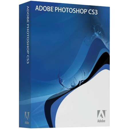 Adobe Photoshop CS3, Full Version for Windows image