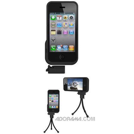 XShot iPhone 4 Case with Detachable Universal Tripod Adapter and Flex Mini Tripod image