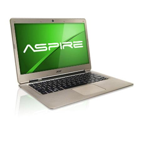 "Acer Aspire S3-391-6899 13.3"" Ultrabook, Intel Core i3-2377M 1.4GHz, 4GB RAM, 500GB HDD + 20GB SSD, Windows 7 Home Premium"