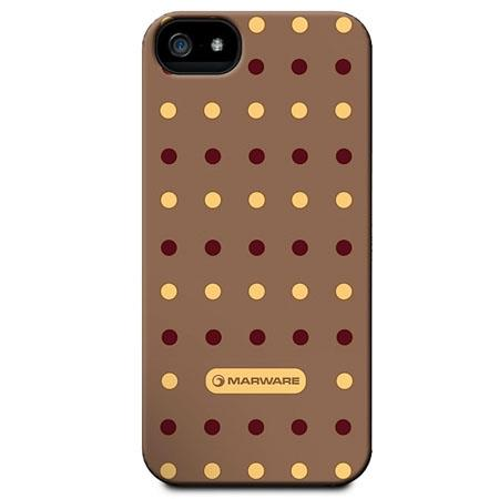 Marware MicroShell Case for iPhone 5, Goosebumps