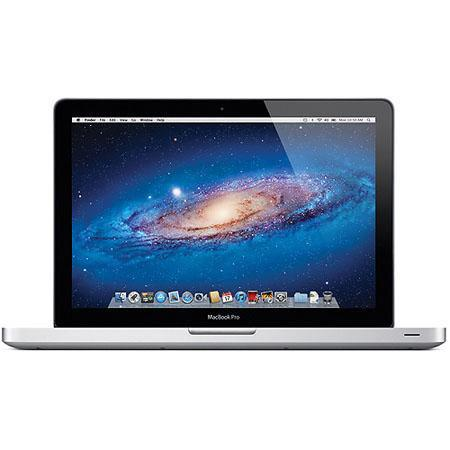 "Apple MD104LL/A-1 15.4"" MacBook Pro Notebook, Intel Core i7 Quad-Core 2.6GHz with Turbo Boost to 3.6GHz, 8GB RAM, 750GB Serial ATA Drive 7200 RPM, Mac OS X"
