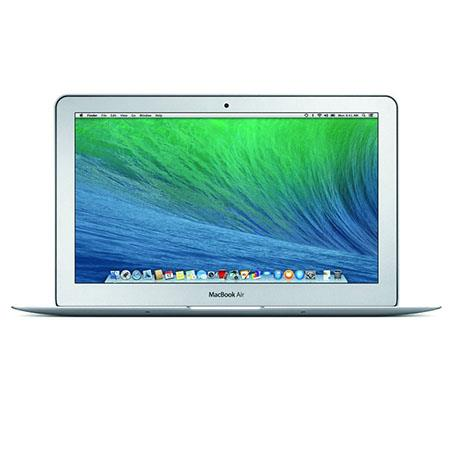 "Apple 11.6"" MacBook Air Notebook Computer, 1.7GHz Dual-Core Intel Core i7, 4GB RAM, 128GB Flash Storage, Mac OS X Mavericks (2014 Model)"