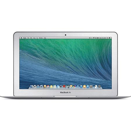 "Apple 11.6"" MacBook Air Notebook Computer, 1.7GHz Dual-Core Intel Core i7, 4GB RAM, 256GB Flash Storage, Mac OS X Mavericks (2014 Model)"
