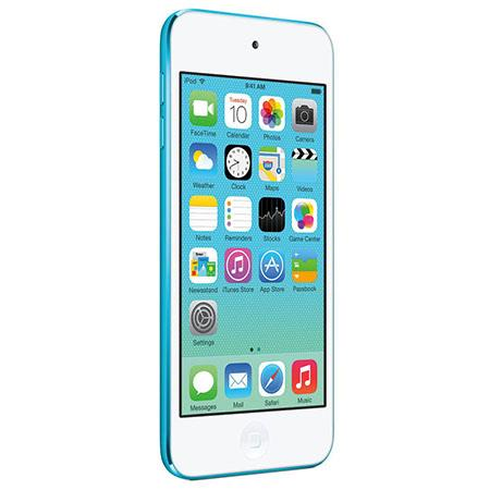 Apple iPod Touch 5th Generation, 64GB, Blue, USA Warranty