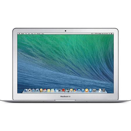 "Apple 13.3"" MacBook Air Notebook Computer, 1.4GHz Dual-Core Intel Core i5, 8GB RAM, 128GB Flash Storage, Mac OS X Mavericks (2014 Model)"
