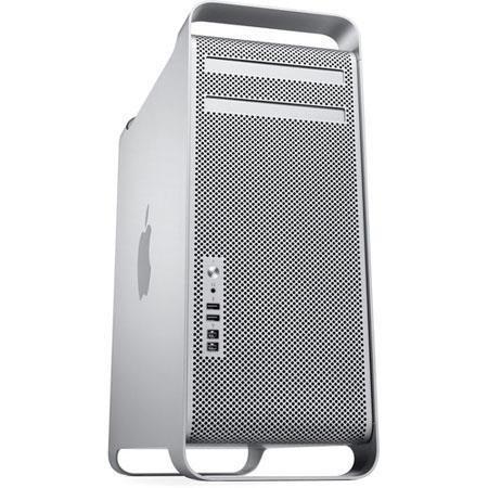 Apple Mac Pro Quad-Core Desktop, Intel Xeon 4.0-Core 3.2GHz Processor, 12GB RAM (3x4GB), 2TB HDD (1TB HDD Bay 1 + 1TB HDD Bay 2), ATI Radeon HD 5770 1.0GB Graph