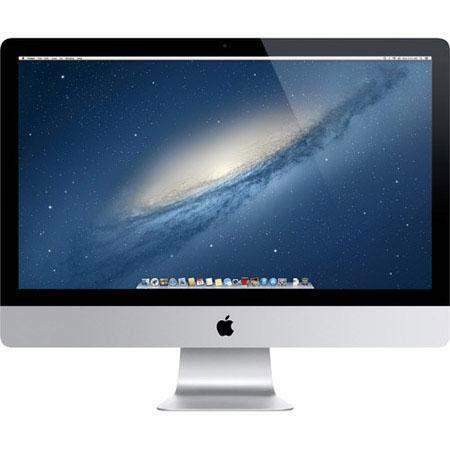 "Discount Electronics On Sale Apple iMac 27"" LED All-in-One Desktop Computer, Intel Core i5 Quad-Core 3.4GHz, 16GB RAM, 1TB HDD, NVIDIA GeForce GTX 775M, Mac OS X Mavericks 64-bit"