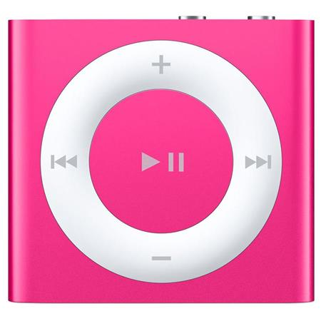 Apple 2GB iPod shuffle 4th Generation, 2015 Model, Pink