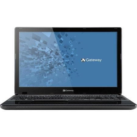 "Gateway NE52215U 15.6"" Notebook Computer, AMD A-Series A4-5000 1.5GHz, 4GB RAM, 500GB HDD, Windows 8 Home Premium, Silver"