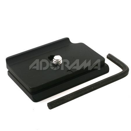 Acratech 2154 Quick Release Plate for Canon EOS Rebel, Rebel G, Rebel 2000, Rebel Ti with BP-200, Nikon D40