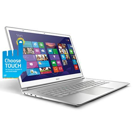 "Acer S7-391-9427 13.3"" Touch Screen Ultrabook Computer, Intel Core i7-3537U 2GHz, 4GB DDR3 SDRAM, 256GB SSD, Windows 8 64-Bit"