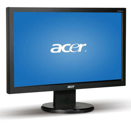 "Acer V Series V203HL BJbd 20"" LED-Backlit Widescreen Monitor, 1600x900 Resolution, 5 ms Response Time, 100,000,000:1 Contrast Ratio"