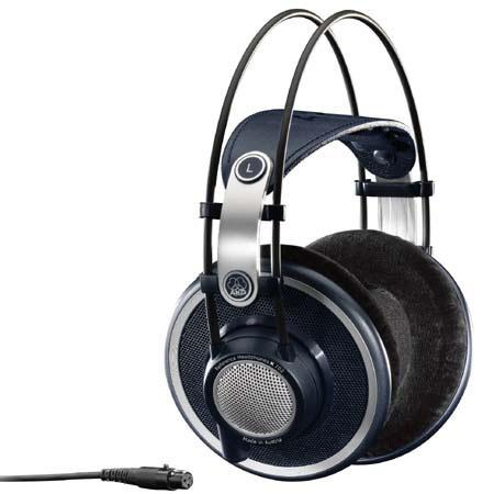 AKG Acoustics K 702 Open-Back Dynamic Headphone for Monitoring, Mastering and Mixing