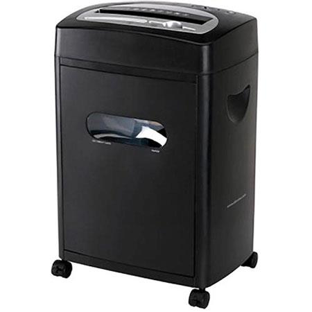 Aleratec DVD / CD Shredder Plus DS2 Shreds Blu-Ray, DVD, CD, Credit Cards and Paper