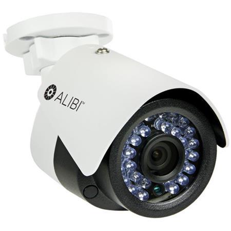 Alibi 3 0mp D N Ip Bullet Security Camera With 65 Ir