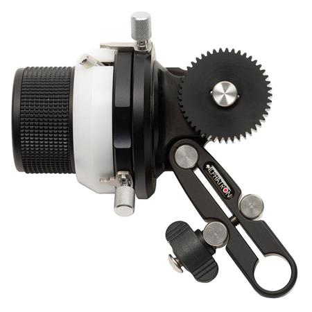 Alphatron ProPull 15mm Follow Focus, Rod Support