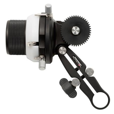 Alphatron Broadcast Electronics ProPull 19mm Follow Focus, Rod Support