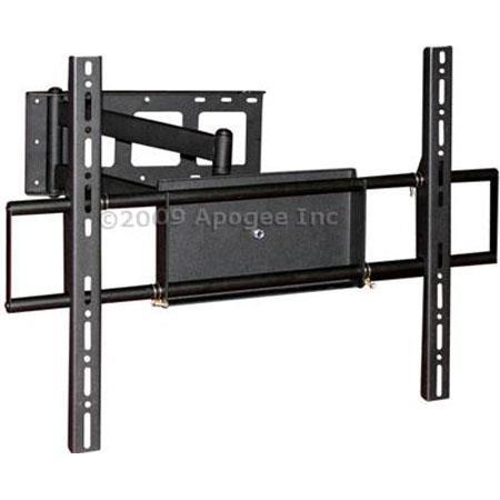"Apogee 32-50"" Corner Tilt Swivel Arm Wall Mount Bracket HDTV Plasma LCD VESA 600X400 image"