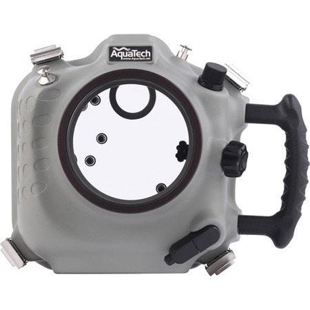 AquaTech Delphin 1D Sport Housing for Canon 1DX and 1DC Digital Cameras