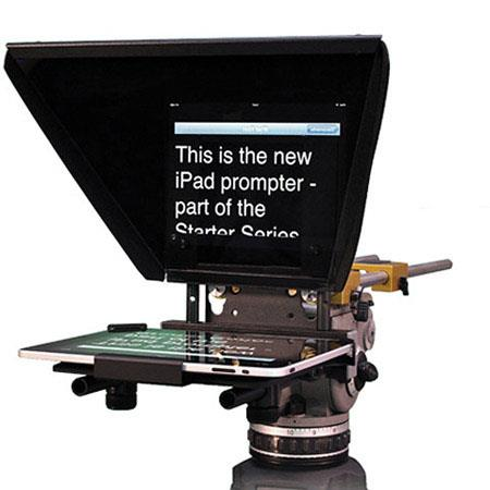 Autocue/QTV Starter Series iPad Teleprompter Package