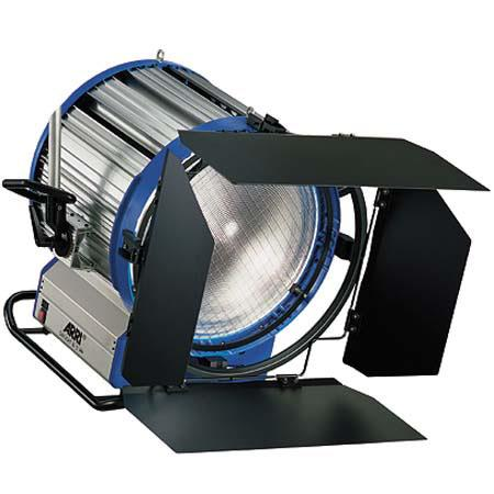 "Arri Studio T24 Tungsten Fresnel Light with 24.6"" Lens, Stand Model, 24,000 Watt, 220 Volts AC."