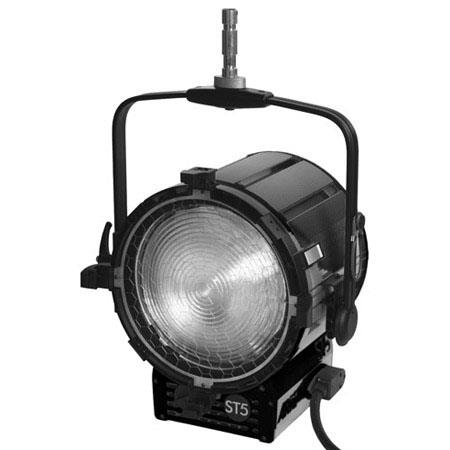 Arri True Blue ST5 5000W Studio Fresnel, Hanging (120-230VAC), Black