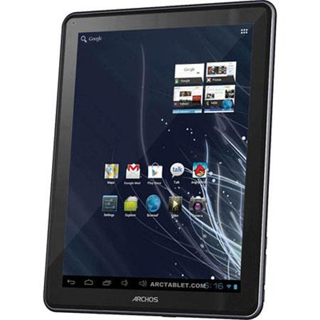 "Archos 97 Carbon 9.7"" MultiTouch Tablet, ARM Cortex A8 1 GHz, 1GB RAM, 16GB Flash Memory, Android 4.0 Ice Cream Sandwich"