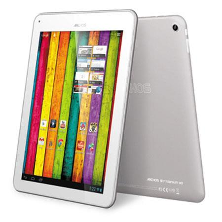 "Archos 97 Titanium 9.7"" HD Multi-Touch Screen Android 4.1 Tablet, Dual-Core A9 1.6GHz GPU Mali 400 MP4, 1GB RAM, 8GB Flash Memory"