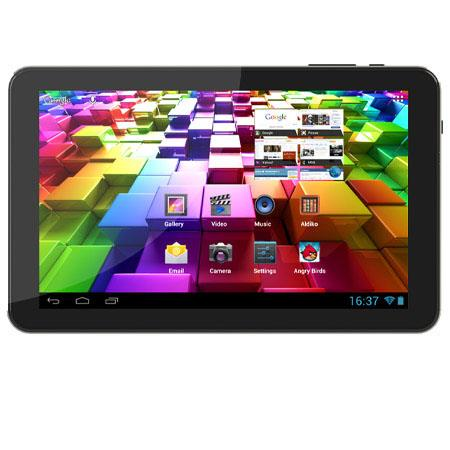 "Archos Arnova 90 G3 9"" Tablet Computer, ARM Cortex A9 1GHz, 512MB RAM, 4GB Flash Memory, Android 4.1 Jelly Bean, Wi-Fi, USB 2.0"