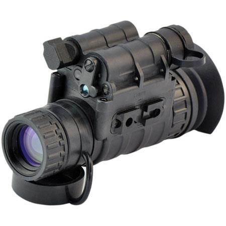 Armasight Nyx14-2 GEN 2+ HD Multi-Purpose NV Monocular, GEN 2+ Intensifier Tube, 51-70 lp/mm Resolution, 1.0x Magnification