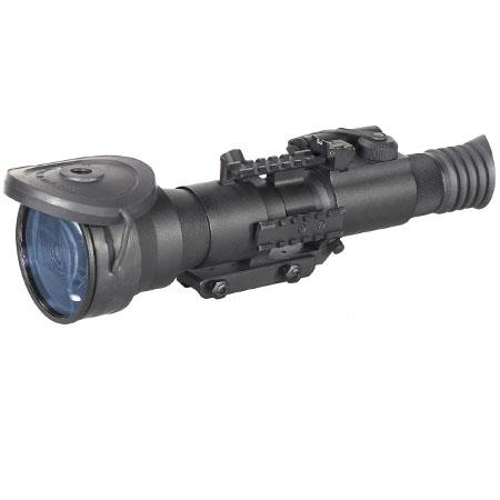 Armasight Nemesis6x GEN 2+ QS Night Vision Riflescope, 47-54 lp/mm Resolution, 6.5deg. FOV