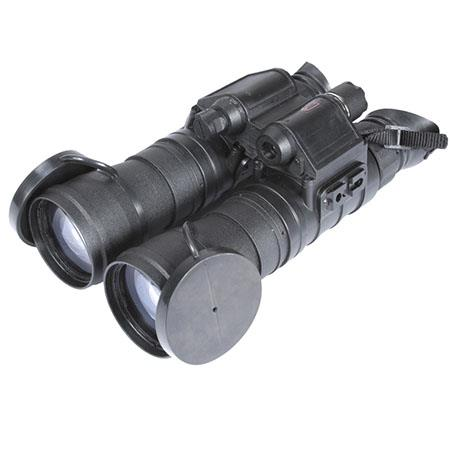 "Armasight Eagle Gen 3 ""Ghost"" White Phosphor Night Vision Binocular, 47-54 lp/mm Resolution, F/1.6 80mm Lens, IR Illuminator, Waterproof"