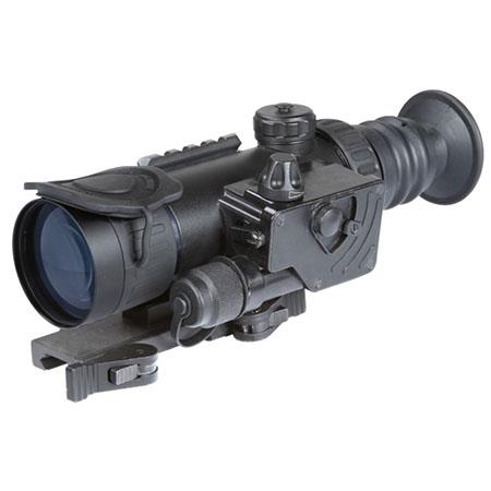 Armasight Vulcan 2.5-5x Gen 2+ HD MG Night Vision Riflescope, F1.35 & F60mm Lens, 7mm Exit Pupil, 45mm Eye Relief, 55-72lp/mm Resolution, Waterproof