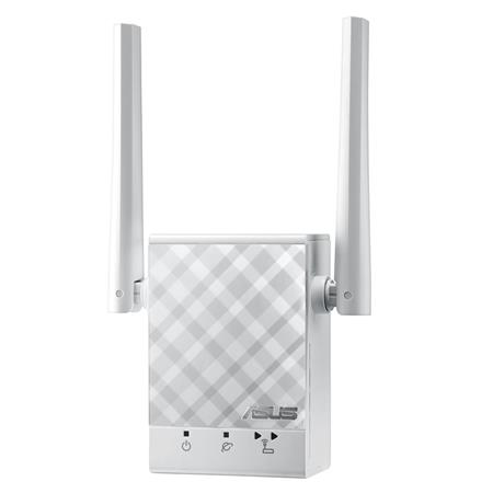 ASUS RP-AC51 Wireless-AC750 Dual-Band Wi-Fi Repeater, White