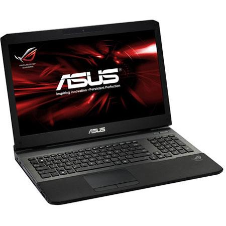 "Asus G55VW-DH71 15.6"" Notebook Computer, Intel Core i7-3630QM 2.4GHz, 8GB DDR3 RAM, 500GB HDD, Windows 8 Home Premium 64 Bit"