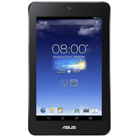 "Asus MeMO Pad HD 7"" Android 4.2 Tablet Computer, Quad-Core 1.2 GHz, 1GB RAM, 16GB Storage, 1.2MP Front Camera, 5MP Rear Camera, Blue"