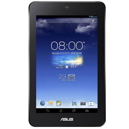 "Asus MeMO Pad HD 7"" Android 4.2 Tablet Computer, Quad-Core 1.2 GHz, 1GB RAM, 16GB Storage, 1.2MP Front Camera, 5MP Rear Camera, Green"