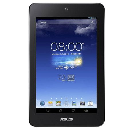 "Asus MeMO Pad HD 7"" Android 4.2 Tablet Computer, Quad-Core 1.2 GHz, 1GB RAM, 16GB Storage, 1.2MP Front Camera, 5MP Rear Camera, Pink"