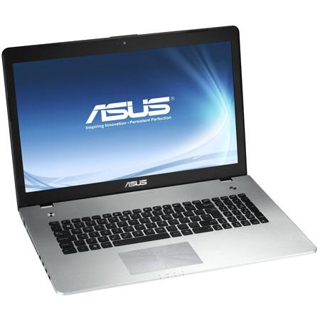 "Asus N76VJ-DH71 17.3"" Notebook Computer, Intel Core i7-3630QM 2.4GHz, 8GB DDR3 RAM, 2TB 5400 rpm HDD, Windows 8 Home Premium 64-bit"