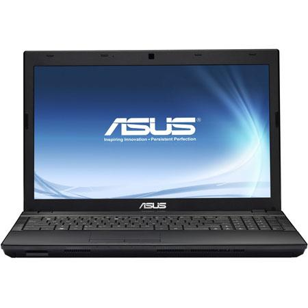"Asus P53E-XB31 15.6"" HD Notebook Computer, Intel Core i3-2370M 2.4GHz Processor, 4GB DDR3 RAM, 500GB HDD, Intel GMA HD, Windows 7 Professional 64-Bit"