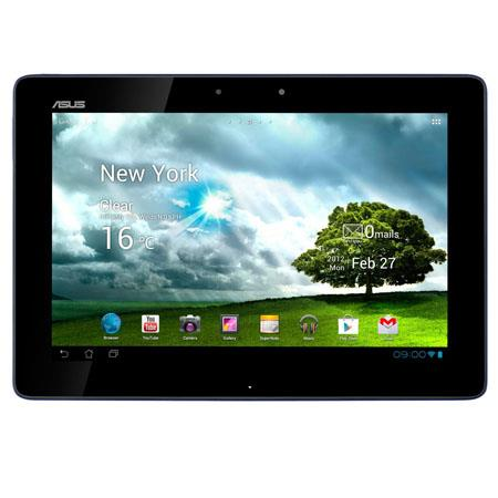 "Asus TF300T 32GB Transformer Pad 10.1"" Tablet, 1.2GHz nVIDIA Tegra 3 Quad-Core Processor, 1GB RAM, Android 4.0 Ice Cream Sandwich, Blue"